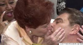Temmy Muchnik, La Esposa de Don Francisco Confiesa sus Celos