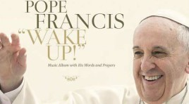 El Papa Francisco Lanzará Álbum de Rock Titulado 'Wake Up'