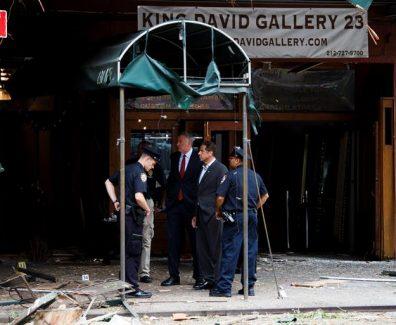 Aparece Declaración en Internet Sobre Bomba en Chelsea, Manhattan